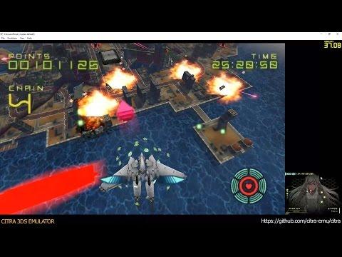 Senran Kagura Burst (SLOW) | Citra Emulator (CPU JIT) [1080p