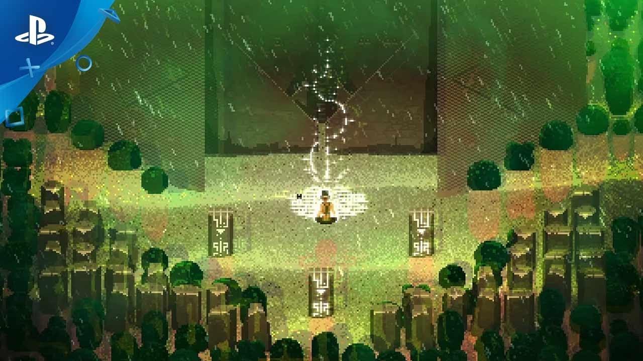 O RPG de Ação Sci-Fi Songbringer Chega ao PS4 dia 5 de Setembro