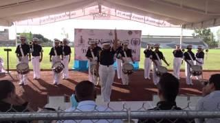 """Banda de Guerra CEB J. Reyes Heroles """"Copa de oro"""""""