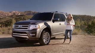 2017 Ford Expedition | Review | Test Drive