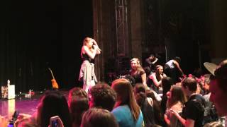 "Cimorelli - ""You're Worth It"" at Keswick Theatre in Glenside, PA"