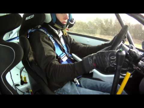 1.0 Litre Ford Fiesta R2 development test