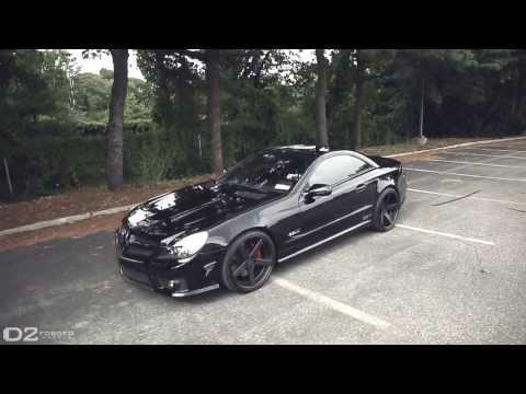 Mercedes SL 63 AMG | D2Forged CV2 Wheels