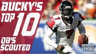 Top 10 Quarterback Prospects Since 2001 | Bucky Brooks | Move the Sticks | NFL
