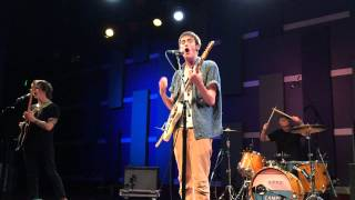 Hippo Campus Opportunistic LIVE at World Cafe Live