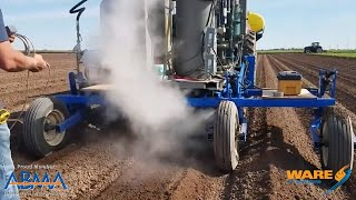 Preventing Beet Nematodes in Strawberry by Field Steaming - Steam Culture