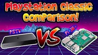 PSX mini Classic Vs OrangePi PC - DeJota Gamer
