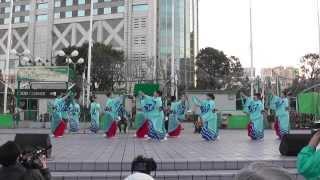 牛深ハイヤ祭り  ふるさと祭り東京2014