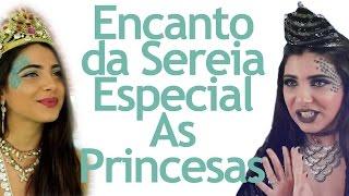 "Download Video ""As Princesas"" com a Pérola de Malhaçāo! MP3 3GP MP4"