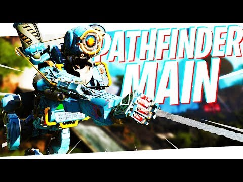 How Could You NOT Main Pathfinder After Watching This? - PS4 Apex Legends