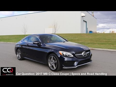 2017 Mercedes-Benz C-Class Coupe   Specs and Test Drive   The MOST complete review: Part 3/7