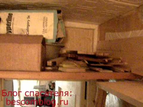 Затачиваем дом под кошаков - 002