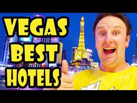 5 Best Luxury Hotels on the Las Vegas Strip