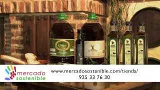 preview picture of video 'Aceite de oliva Virgen extra.  Cooperativa San Sebastián de Galvez Toledo'