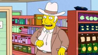 The Simpsons Cowboy Small Penis