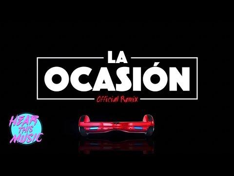 Letra La Ocasión (Remix) Ozuna Ft Nicky Jam, Daddy Yankee, Arcangel...