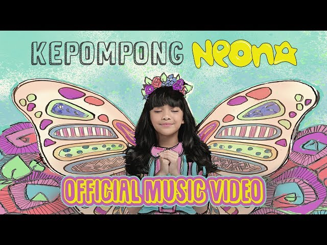 Neona - Kepompong | Official Music Video