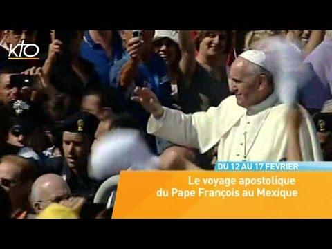 Le Pape François au Mexique : Bande-annonce