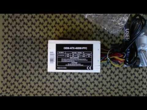 PC: Cheap Power Supply too good to be true? – Spire Jewel OEM-400W-ATX
