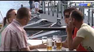 preview picture of video 'Wiesbaden: Schiersteiner Hafenfest'
