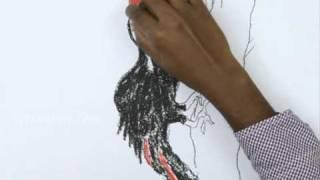 Смотреть онлайн Как нарисовать дятла на дереве поэтапно карандашом