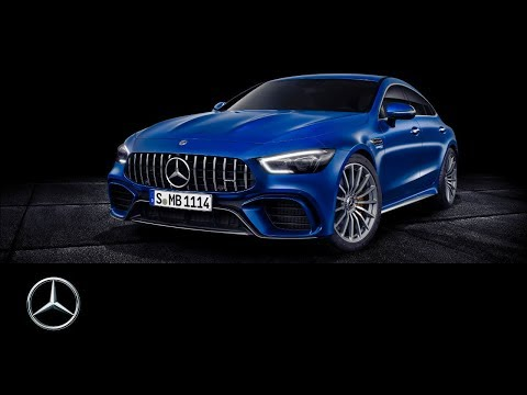 Mercedes-AMG GT 4-Door Coupé 2018 | 60 Seconds