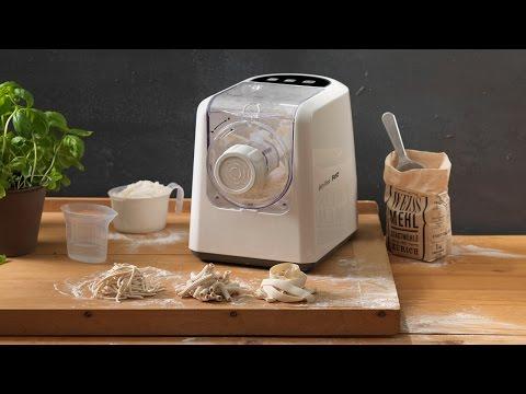 Pastamaschine «Della Casa» von Betty Bossi - im Nu «Pasta fatta in casa»