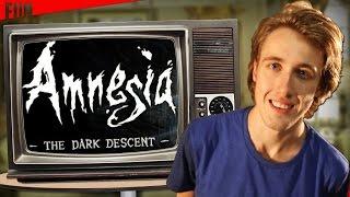 Jos reageert op oude video's: AMNESIA THE DARK DESCENT
