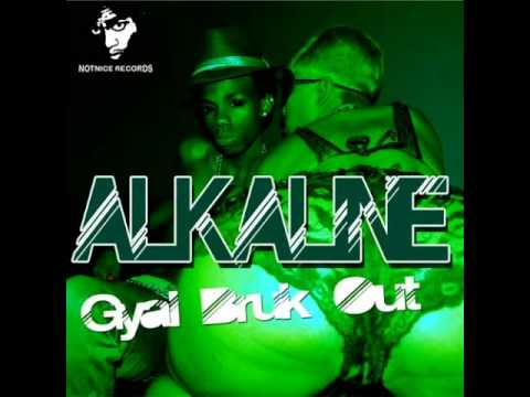 Alkaline - Gyal Bruk Out [Notnice Records] Clean Oct 2013
