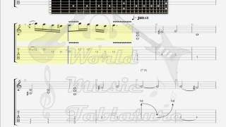 Evergrey   The Masterplan GUITAR TAB