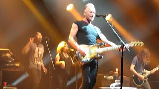 Sting   Can't Stand Losing You 10.06.2019 Live @Arena Riga