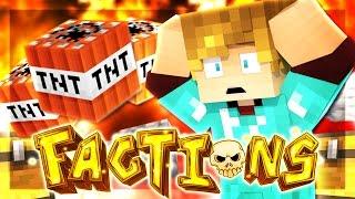 Minecraft Factions Versus: WE GOT RAIDED?! #19