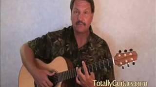 Strong Enough Guitar Lesson - Sheryl Crow