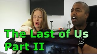 The Last of Us Part II – E3 2018 Gameplay Reveal Trailer (REACTION 🔥)