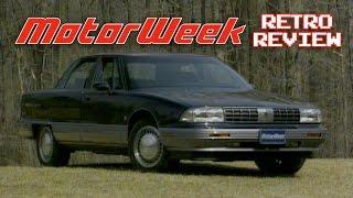 Retro Review: 1991 Oldsmobile 98 Touring Sedan