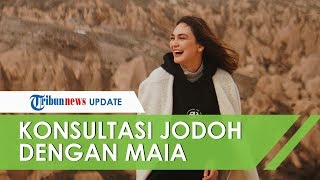 Luna Maya Konsultasi Jodoh, Maia Estianty Beri Wejangan: Doa yang Detail