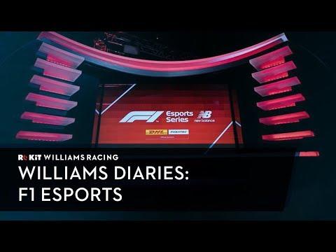 Williams Diaries: F1 Esports