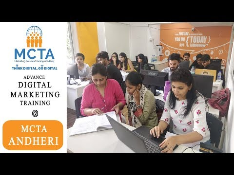 MCTA – Marketing Courses Training Academy: