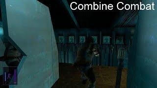 Другая сторона конфликта [Half-Life 2: Combine Combat]