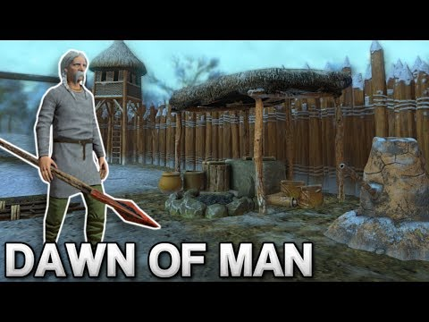 THE COPPER AGE! – Dawn of Man Gameplay – Prehistoric City Building Game
