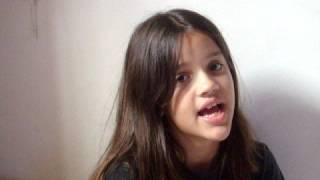 MIRELLA SONHA EM SER ATRIZ 2