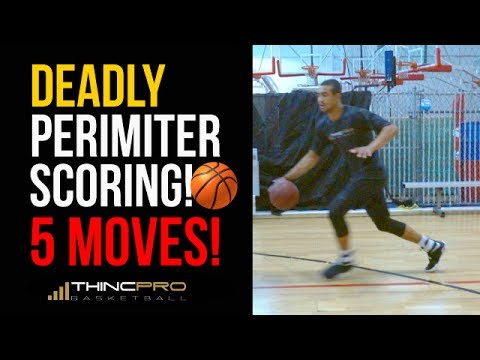 Top 5 - PERIMETER SCORING Basketball Moves to KILL Your Defenders and Score More Points!