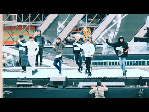 Watch INFINITE Sing Live Even At A Dry Rehearsal