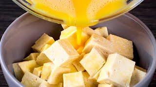 Smíchal jsem sýr a vejce a nic lepšího jsem nejedl. Tajemstvím je tofu.| Chutný TV