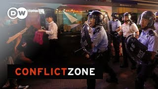 Hong Kong protests: Will Beijing step in?   Conflict Zone