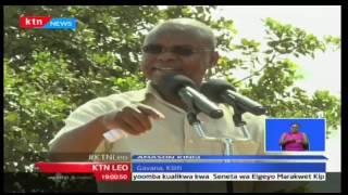 KTN Leo: Gavana Ali Joho amukataza Naibu wa Rais William Ruto amkome