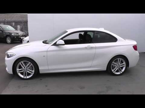 BMW 2 Series Coupe (F22) 220d Coupe N47 2.0 M Sport (Z2MC) U17749