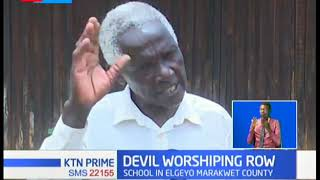 Five students in Elgeyo Marakwet suspended over devil-worshipping claims