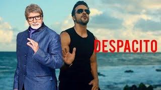 Gambar cover Despacito Ft. Adnan Sami and Amitabh Bacchan