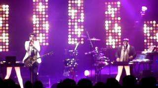 Chromeo - Opening Up (Ce Soir On Danse) (The Wiltern Theatre, Los Angeles CA 11/17/11)